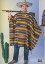 Fleece-Poncho